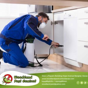 For a clean and healthy environment  We solve problems related to insects, roden…