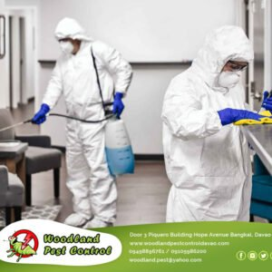 Woodland Pest Control Services are experts in building sanitation: we use the be…